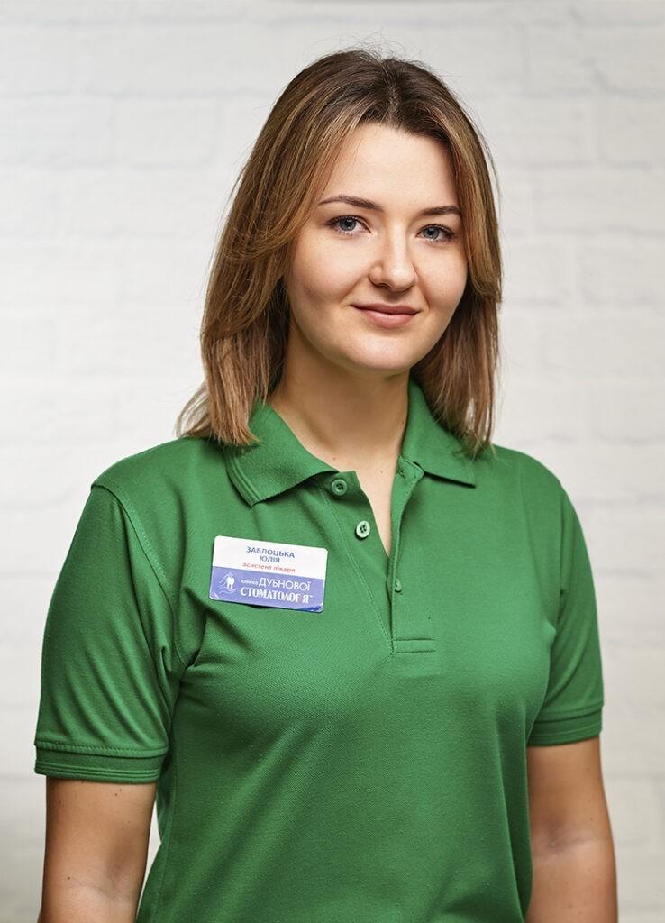 zablockaja julija viktorovna 738x1024 - Yulia V. Zablotska
