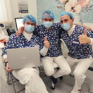 12 300x300 - Наші анестезіологи діляться досвідом з колегами з Одеси