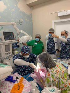 photo 2021 04 26 12 28 28 225x300 - Ми провели благодійне лікування дитини з дуже рідким діагнозом - єдиний випадок в Україні